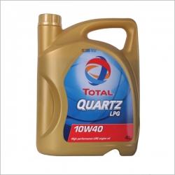 روغن موتور4 لیتری TOTAL QURTZ LPG 10W40