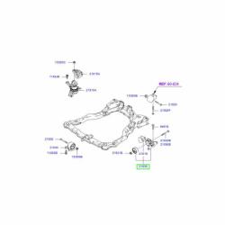 کوپه دسته موتور چپ (گیربکس) MOBIS