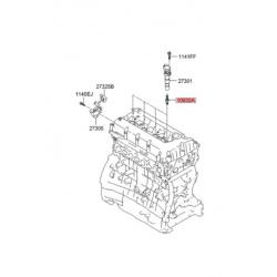 شمع موتور ایریدیوم (4عدد) MOBIS